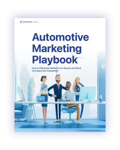 Automotive Marketing Playbook